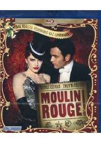 Blu-Ray+Dvd Moulin Rouge