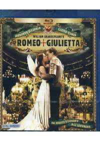 Blu-Ray+Dvd Romeo + Giulietta (1996)