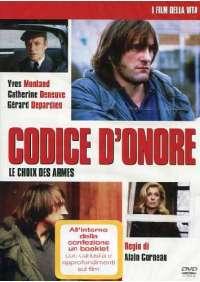 Dvd+Booklet Codice D'Onore - Le Choix Des Armes (SE)
