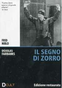 Segno Di Zorro (Il) (1920)