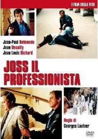 Dvd+Booklet Joss Il Professionista (SE)