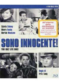 Blu-Ray+Booklet Sono Innocente (SE)