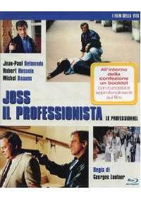 Blu-Ray+Booklet Joss Il Professionista (SE)