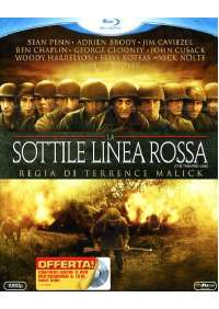 Blu-Ray+Dvd Sottile Linea Rossa (La)