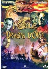I Cinque Draghi D'Oro