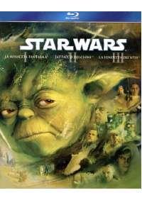 Star Wars Prequel Trilogy - Episodi 1-2-3 (3 Blu-Ray)