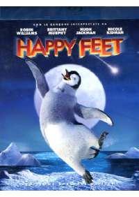 Blu-Ray+Dvd Happy Feet (SE)