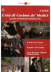 Eta' Di Cosimo De' Medici (L') (3 Dvd)