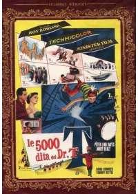 Le 5000 Dita Del Dr. T