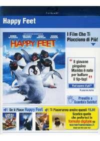 Happy Feet (Blu-Ray+Copie Digitali)