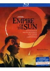 Blu-Ray+Dvd+Book Impero Del Sole (L') - Empire Of The Sun