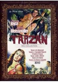 Tarzan Rko Collection (3 Dvd)